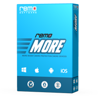 Remo MORE boxshot